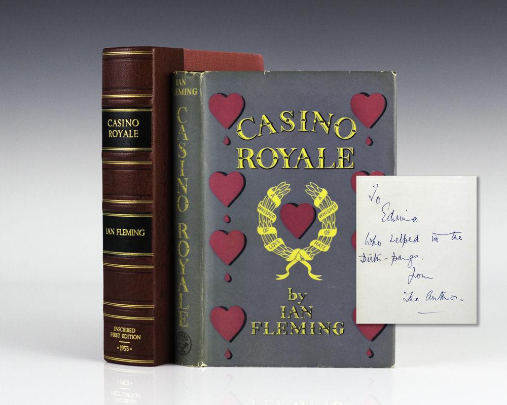Casino royale 1953 professional casino dealer training dvd