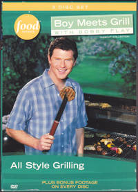image of Boy Meets Grill with Bobby Flay : Takeout Collection : DVD Boxed Set, Volume One, All Style Grilling