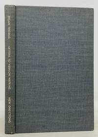 DYLAN THOMAS  Letters to Vernon Watkins.; Edited with an Introduction by Vernon Watkins