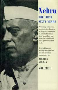 Nehru: The First Sixty Years Volume Two