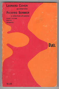 Duel Number One (1, Winter 1969) -- includes an interview with Leonard Cohen