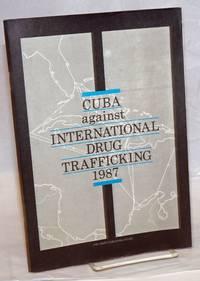 image of Cuba against international drug trafficking, 1987