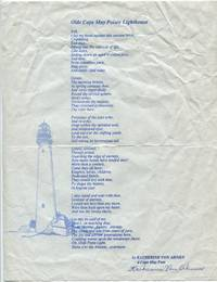 image of [Broadside]: Olde Cape May Pointe Lighthouse