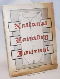 National Laundry Journal, volume LXV, no.2, January 15, 1911