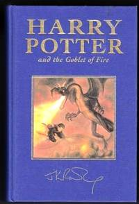 Goblet Of Fire Book