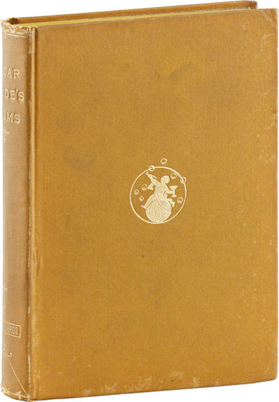 Boston: Roberts Brothers, 1881. First American Edition. First Printing. Crown octavo (18cm); yellowi...