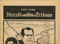 New York Herald Tribune (High School Underground Newspaper, circa Sept. 1970)