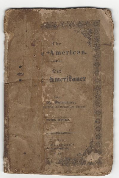 Schunemann's Verlagshandlung. Hardcover. Fair. B001304NC2 Has soiling to the worn covers- repaired c...