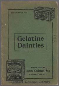 Gelatine Dainties