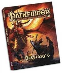 image of Pathfinder Roleplaying Game: Bestiary 6 Pocket Edition