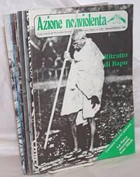 image of Azione nonviolenta (Nonviolent action). 1992:  1-12