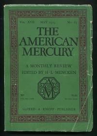 The American Mercury (May 1929)