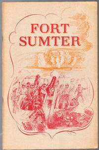 image of 1961 Historial Pamphlet on Fort Sumter National Monument South Carolina