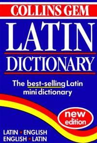 Collins Gem Latin Dictionary : Second Edition