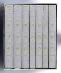 Pride and Prejudice, Sense and Sensibility, Emma, Persuasion, Northanger Abbe ,Mansfield Park and Shorter Works (7 volume boxed set of Works of Jane Austen) by Jane Austen; Introduction by Richard Church; Wood-Engravings by Joan Hassall - 1988
