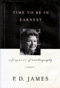 Time to Be in Earnest : A Fragment of Autobiography