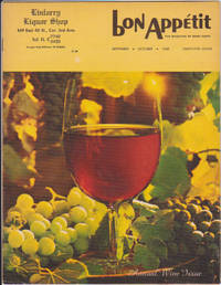 Bon Appétit, September-October 1968, Volume 13, No. 5