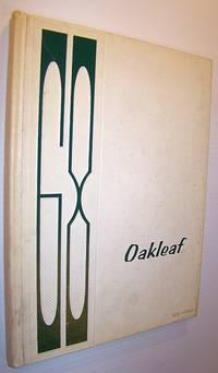 Oakleaf '68: 1968 Yearbook of Oak Bay Senior Secondary School