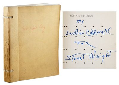 NY: Duell, Sloan and Pearce. . The uncorrected proof copy of this novel, by the author of Tobacco Ro...