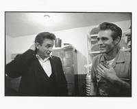 image of Original photograph of Johnny Cash and Glen Sherley at Folsom Prison, 1968