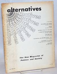 Alternatives; vol. I no. 1, March - April 1966