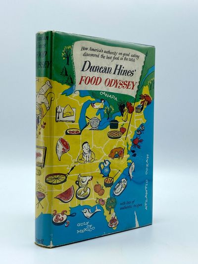 New York: Thomas Y. Crowell, 1955. A fine copy in a near-fine jacket, with a few chips, price on inn...