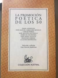 Promoción poética de los 50