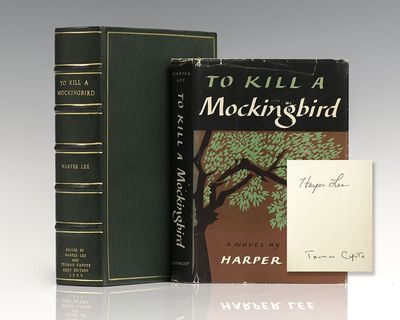 collectible copy of To Kill A Mockingbird