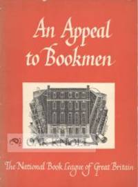 APPEAL TO BOOKMEN. AN