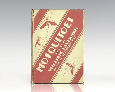 New York: Boni & Liveright, Inc, 1927. First edition of Faulkner's second novel. Octavo, original cl...