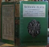image of Everyman's Library Poetry and the Drama;  Modern Plays