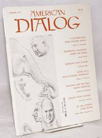 American dialog; Summer, 1972, vol. 7, no. 3