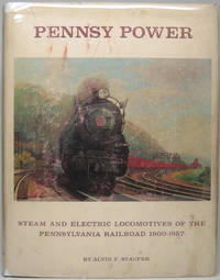 image of Pennsy Power: Steam and Electric Locomotives of the Pennsylvania Railroad 1900-1957