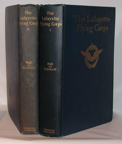 Boston: Houghton Mifflin Company, 1920. First Edition. First printing Both volumes of this two volum...