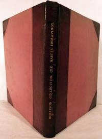 Kupferstiche Alter Meister; Sammlung Des Reichsgrafen Wenzel Von Nostiz-Rieneck