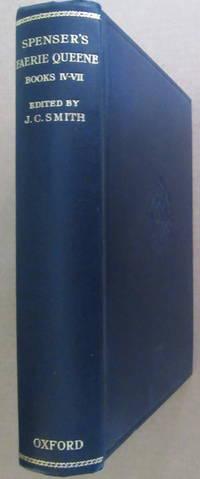 Spenser's Faeries Queene. Volume II : Books IV-VII