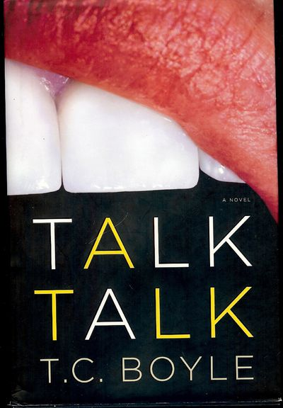 2006. BOYLE, T.C. TALK TALK. . 8vo., boards in dust jacket; 340 pages. First Edition, first printing...