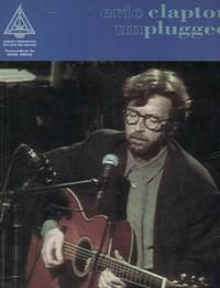 image of Eric Clapton Unplugged Authentic Transcriptions with Notes and Tablature