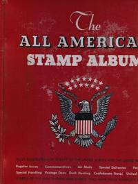 image of The all American Stamp Album