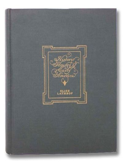 Tudor Publishing Co, 1936. 3rd Printing. Large Hardcover. Very Good/No Jacket. Third printing. No ja...