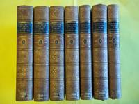 image of The History of the Rebellion and Civil Wars in England, Together with an Historical View of the Affairs of England......to Which are Subjoined the Notes of Bishop Warburton. SEVEN VOLUME SET.
