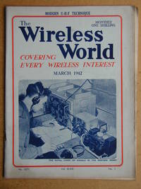 image of Wireless World. March 1942. No. 1077. Vol. XLVIII No. 3.