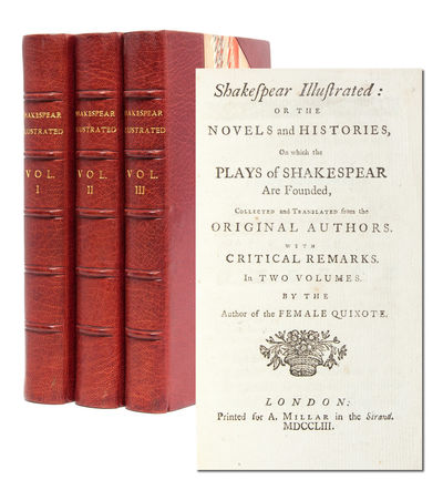 London: Printed for A. Millar, 1754. First Edition. Fine. Volumes 1-2 published in 1753, followed by...