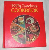 "BETTY CROCKER'S COOKBOOK (Five Ring Binder with ""pie cover"")"