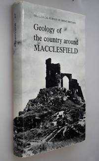 Geology of the country around Macclesfield, Congleton, Crewe and Middlewich