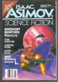 ISAAC ASIMOV'S SCIENCE FICTION January 1990