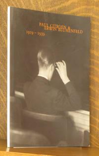 Paul Citroen and Erwin Blumenfeld 1919-1939