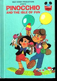 Walt Disney Productions Presents Pinocchio and the Isle of Fun (Disney's Wonderful World of...