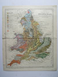 Geological Map of England & Wales