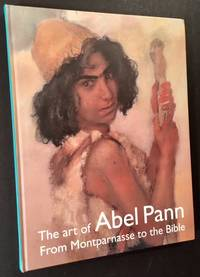 The Art of Abel Pann: From Montparnasse to the Land of the Bible